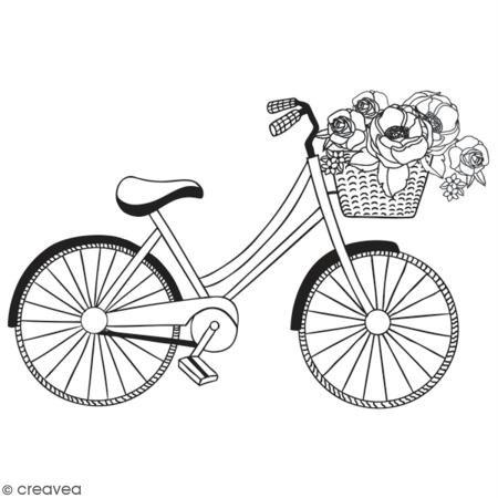 Aladine 01718 Fahrrad-Stempel