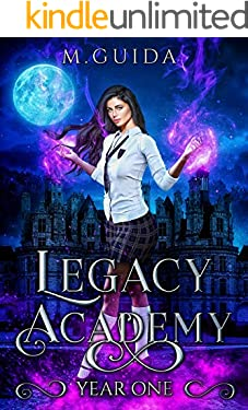 Legacy Academy: Year One: Paranormal Academy Romance