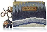 Pendleton mens Pouch With Bear Keychain...