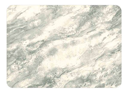 Planche à découper en verre Premium – Marbre gris design cuisine Plan de travail de protection d'écran