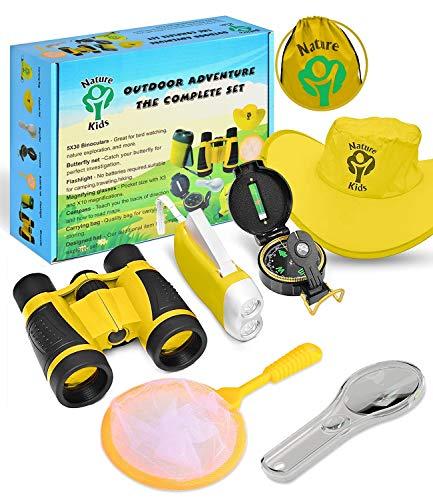 Adventure Kids - Outdoor Explorer Kit,...
