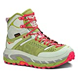 Hoka One One Tor Ultra Hi Hiking Boots, Fog Green/Olive, 8.5