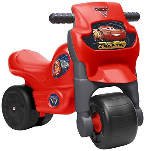 FEBER MotoFEBER 1 - Trotteur à roues larges Disney Cars 3, pour les enfants de 18 mois à 3 ans...