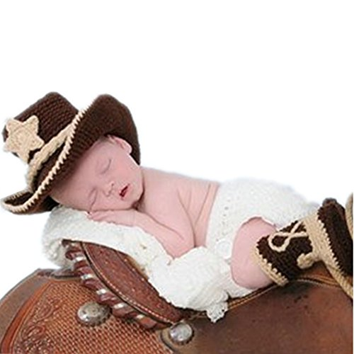 Infant Cowboy Hats and Boots