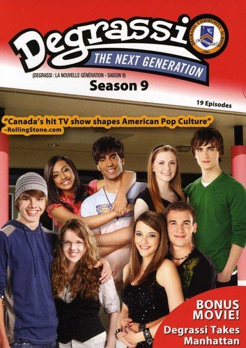 Degrassi The Next Generation - Season 9 [RC 1]