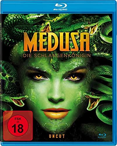 Medusa - Die Schlangenkönigin (uncut) [Blu-ray]