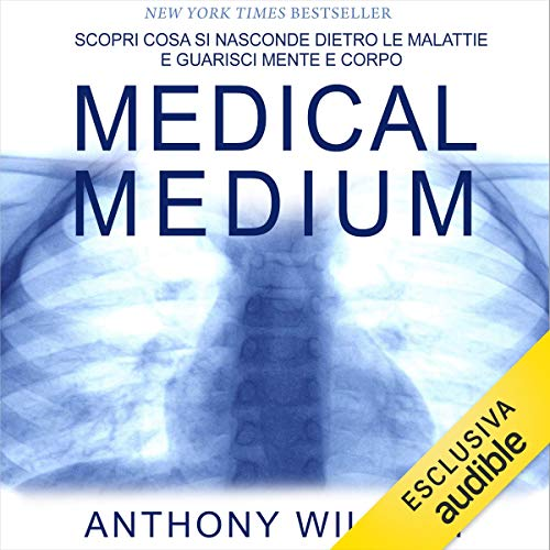 Page de couverture de Medical Medium