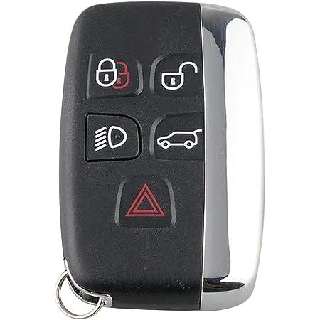 Car Passion Schlüsselgehäuse Land Rover Range Rover Sport Evoque Gehäuse Fernbedienung Auto