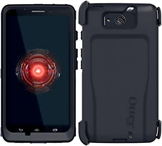 OtterBox Defender Series Case for Motorola DROID Ultra - Retail Packaging - Black (Discontinued by Manufacturer)