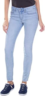 Calça Jeans Levis 711 Skinny Feminino Clara