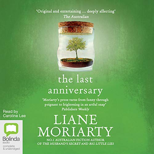 The Last Anniversary cover art
