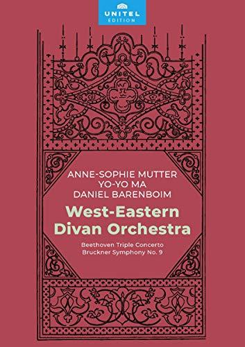 Beethoven: Triple Concerto [Anne-Sophie Mutter; Yo-Yo Ma; West-Eastern Divan Orchestra; Daniel Barenboim]