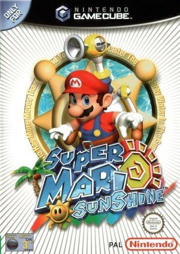 Super Merio Sunshine - 1° Stampa