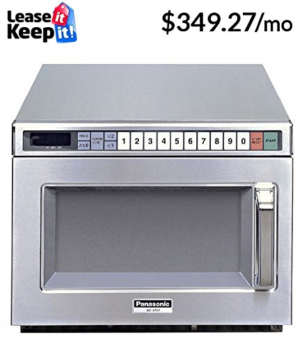Best Review Of Panasonic 0.6 Cu. Ft. 1700 Watt, TouchPad Commercial Microwave