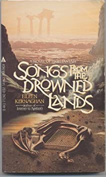 Songs from the Drowned Lands 0441772420 Book Cover