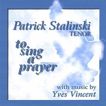 To Sing a Prayer