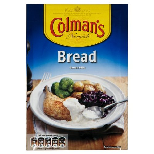 Colmans Bread Sauce Mix 12 x 40gm