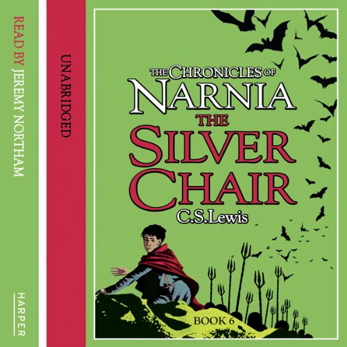 The Silver Chair: The Chronicles of Narnia, Book 4 audiobook cover art