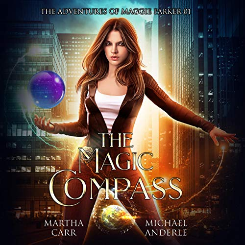 The Magic Compass cover art