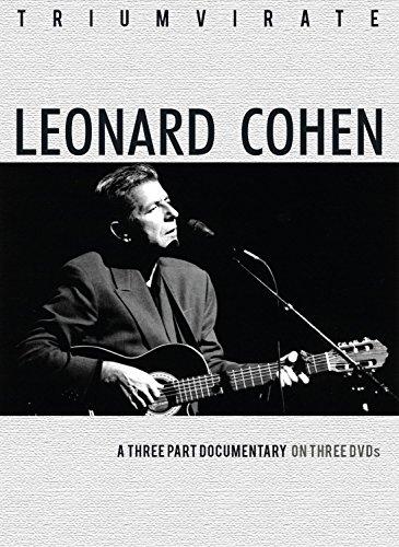 Leonard Cohen -Triumvirate (3dvd) [2015]