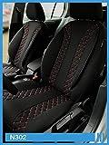Maß Sitzbezüge kompatibel mit Mercedes C-Klasse W205/S205 Fahrer & Beifahrer ab FB:N302