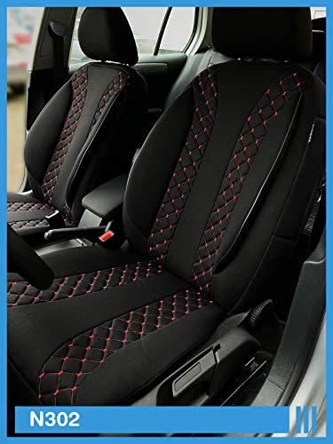 bester der welt Benutzerdefinierte 2015 Ssangyong Tivoli Fahrer- und Beifahrersitzbezug Farbnummer: N302 2021