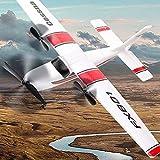 AORED Aviones RC 2 Canales Maniobra del niño del helicóptero eléctrico Principiante Planeador 2,4 GHz Quadcopter simulación de navegación de los aviones modelo de juguete niños Mejor Año Nuevo Plano r