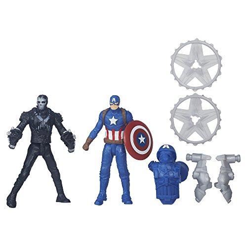 Marvel Captain America: Civil War Captain America v. Marvel's Crossbones