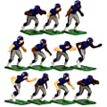 New York Giants Home Jersey NFL Action Figure Set