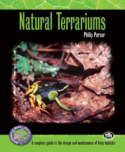Natural Terrariums (Complete Herp Care) (English Edition)