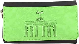 Landmarks - Berlin Museum Printed Leather Case Wallet
