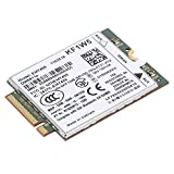 AOER Módulo de Tarjeta inalámbrico Em7455, módulo de Tarjeta PCIe M.2 4G LTE WWAN NGFF de -10 ℃ a 55 ℃ para DW5811e