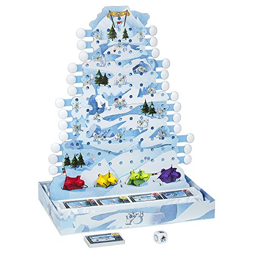 Hasbro Spiele B8584100 - Yippie Yippie Yeti, Kinderspiel
