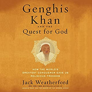Genghis Khan and the Quest for God cover art