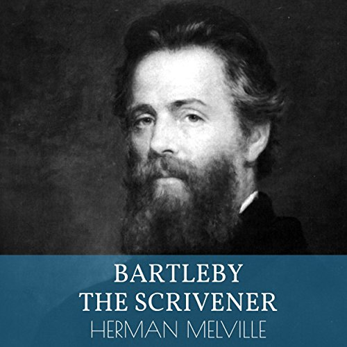Couverture de Bartleby, the Scrivener