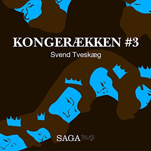 Svend Tveskæg cover art