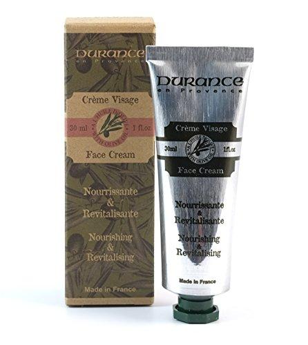 Durance Nutritiva y revitalisierende cara Crema con aceite de oliva 30ml