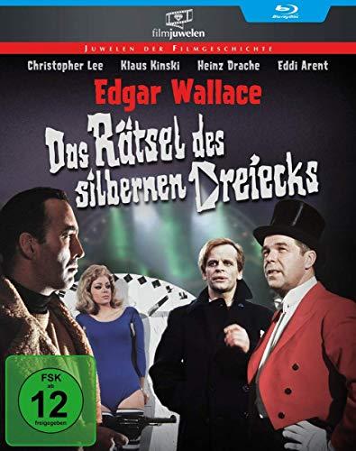 Edgar Wallace: Das Rätsel des silbernen Dreiecks (Filmjuwelen) [Blu-ray]