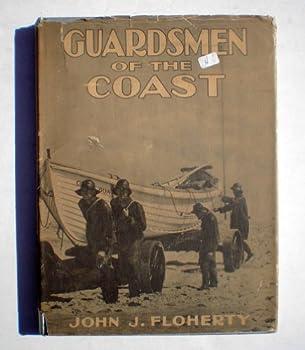 Hardcover Guardsmen of the coast Book