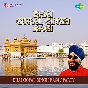 Bhai Gopal Singh Ragi