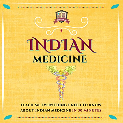 Indian Medicine audiobook cover art