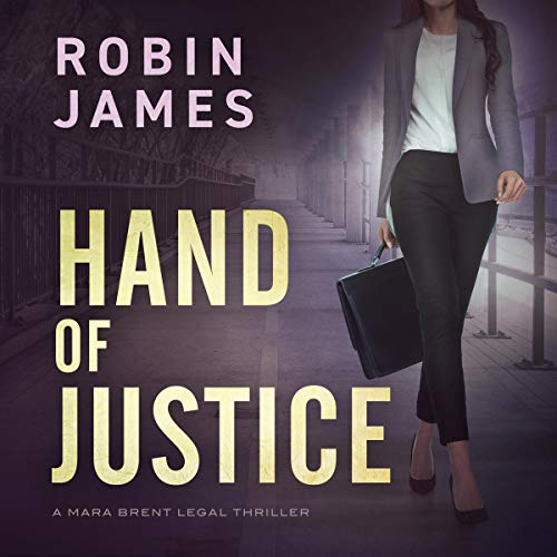 Hand of Justice cover art