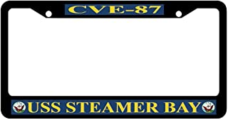 Wind gt2019 Design Art License Plate Frame Label Aluminum License Plate Cover .(12x6) inch