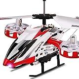 AORED RC Avion Hélicoptère 4.5 canaux avec Crash résistance et Gyro Télécommande Drone extérieur Avion for Les Enfants Adultes Hobby intérieur Mini Volant Kids Nouvel an Noël Avion Cadeau