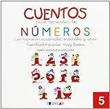CUENTOS NÚMEROS 5 – CARDINALES Y ORDINALES: Los números cardinales,...