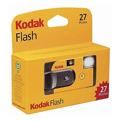 Kodak Fun Saver with flash and ISO 400 27 Exposures by Kodak