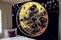 JOOCAR サイケデリックタペストリー自由奔放に生きるマンダラ星空居間の寝室の寮の装飾的な芸術のタペストリー 150cm x 230cm