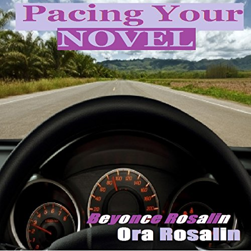 Pace Your Novel Effectively audiobook cover art