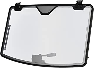 2018-2019 POLARIS RANGER XP1000 TIP-OUT GLASS WINDSHIELD 2882874