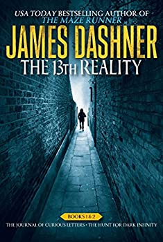 The 13th Reality: The Journal of Curious Letters / The Hunt for Dark Infinity 1481453157 Book Cover